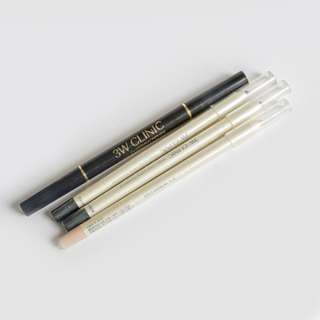 AUTHENTIC W3 Clinic Eyeliner & Eyebrow Pencil