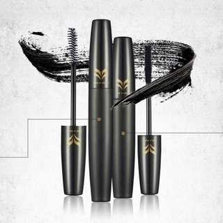 🦋3D Mascara + Natural Fiber Eye Lash Mascara Makeup Set🦋