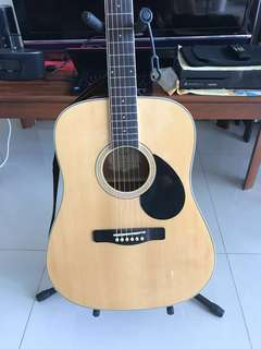 Acoustic Guitar with pickup