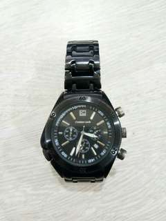 Jam Tangan Pria CHRISTIAN LOUIS!!  Preloved