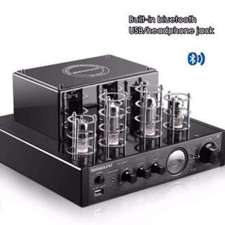 MS-10D Vacuum Tube Amplifier w/ Bluetooth connection
