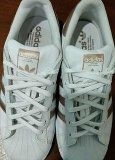 Adidas Superstar Rosegold
