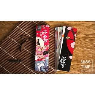Japan Culture Bookmark