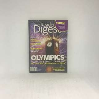 Olympics | Readers Digest | August 2012