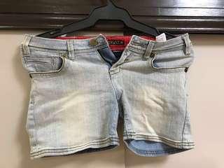 Hot Kiss Denim Shorts