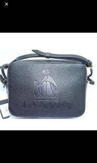 Lanvin Leather Soho Bag