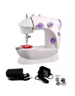 Portable Sewing Machine with Expansion Table