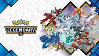 2018 legendary event pokemon