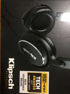 Brand New Klipsch Reference R6 on ear (sealed)