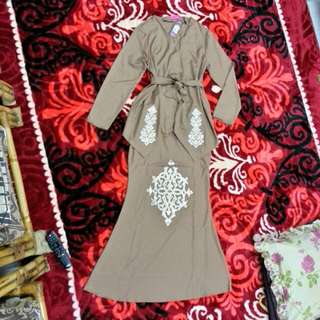 Kimono Wrap Kurung RAYA SALE