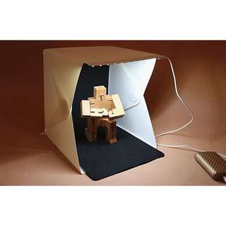 READY STOCK Mini Photography Light Box Studio
