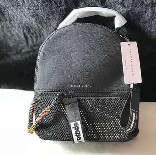 CNK backpack hologram