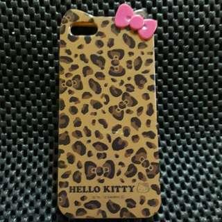 Iphone 5 case hello kitty