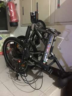KOOBI變速腳踏車