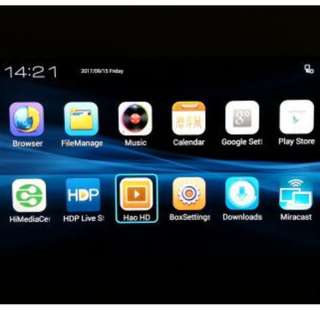 Android HDTV HAOHD APK Malaysia Package, Including 350+ LIVE Channels and VOD