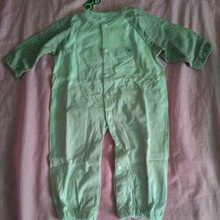 新生兒精梳棉包屁衣