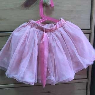 Pink Kids Skirt