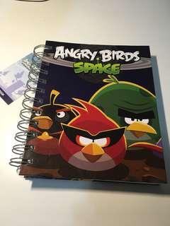 Angry Birds 記事本