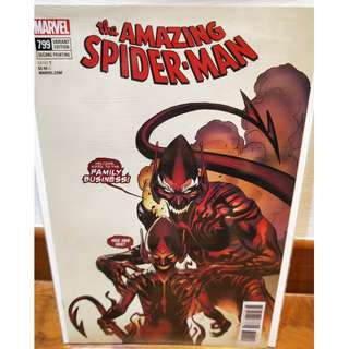 Amazing Spider-Man #799 2nd Print Variant NM Red Goblin Appearance KEY