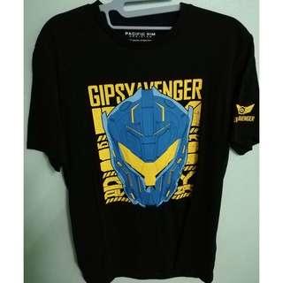 Pacific Rim Uprising Gipsy Avenger T-Shirt (New)