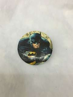 Batman Face Pin