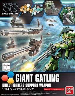 [WTB] Gatling gun for commissioned work