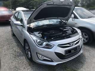 Hyundai i40 2.0 Tahun 2014
