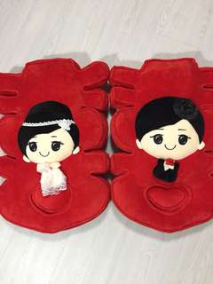 Wedding Plush (Xi) - Western Version