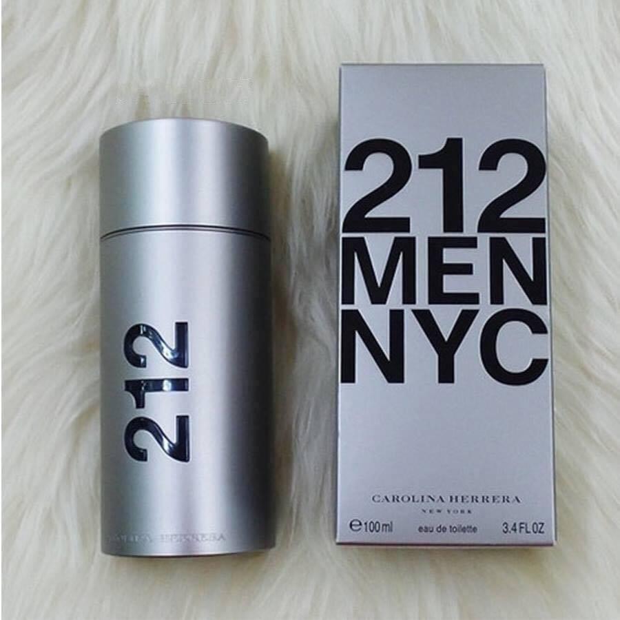 c5e3f7b58 212 Men NYC by Carolina hererra Original New Box