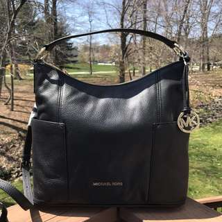 MICHAEL KORS ANITA LARGE IN BLACK