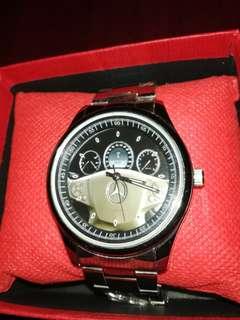 Limited Edition Mercedes Benz watch quartz