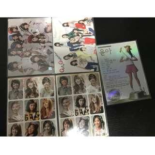 SNSD Star Cards Gen 1 - Rare