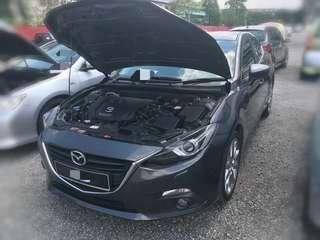 Mazda 3 Sedan 2.0 Auto Tahun 2014