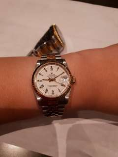 rolex  female oyster
