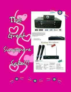 The Great Singapore Bundle Promotion Sale!
