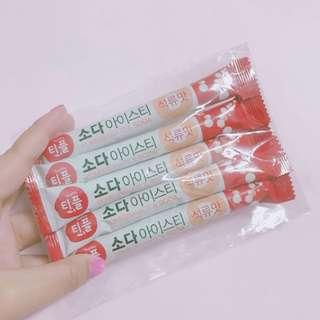 韓國消滯梳打飲品(一包五條)