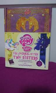 My Little Pony -The Journal of the Two Sisters