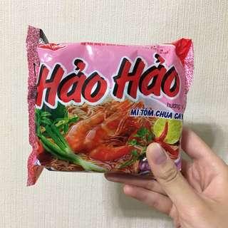 🚚 越南 蝦味麵