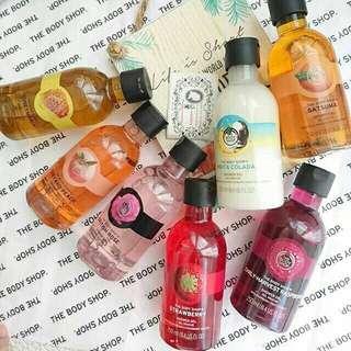 The Body Shop Shower Gel 250 ml