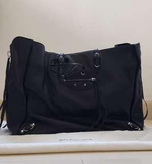 Balenciaga Papier A4 Zip Around Handbag