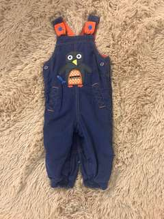 Original M&S Baby Overall 12-18 months