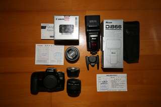 Canon 50 1.8 / DI866