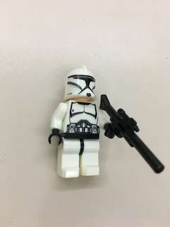 Starwars Mini Figure White