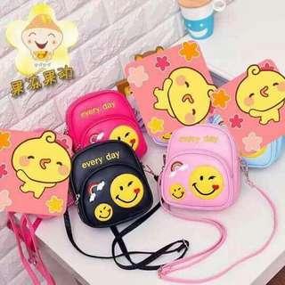 Smiley cutie Bag