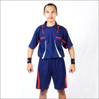 Baju & Celana Sepakbola / Futsal Navy