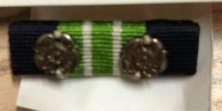皇家香港輔助警察長期服務獎章及加敍勳條(二星)