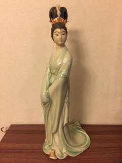 陶瓷仙女像