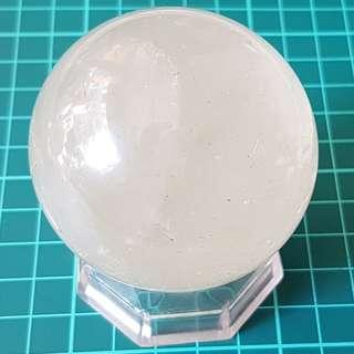 🚚 🔴開運白玉水晶球一對(2顆)
