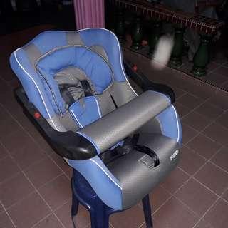 PLIKO Baby Car Seat