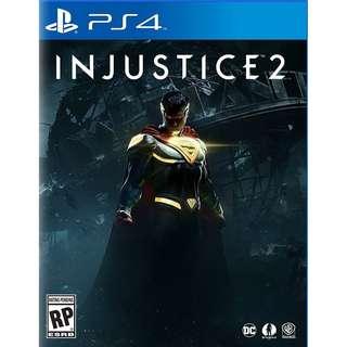【數位版】PS4 超級英雄 武力對決2 不義聯盟 2 Injustice 2